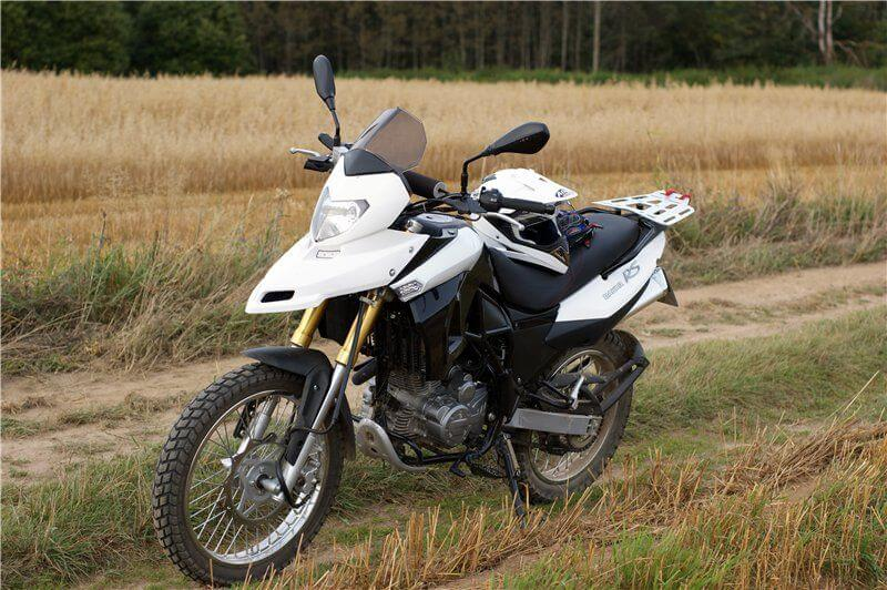 мотоцикл дакар 250 фото