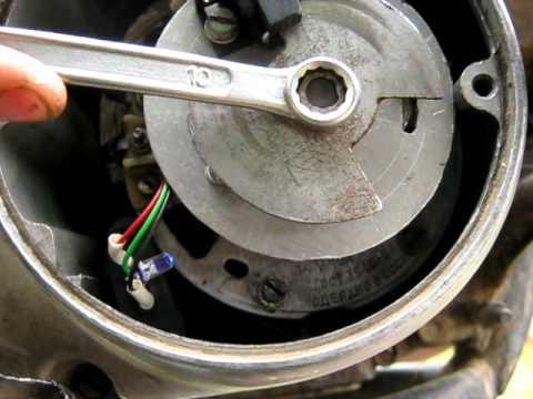 контровая гайка модулятора фото