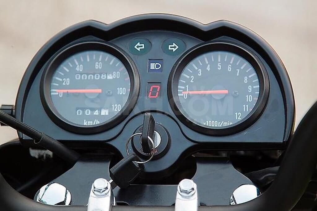Мотоцикл ирбис 150