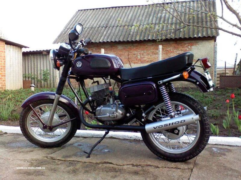 мотоцикл восход фото характеристики ней