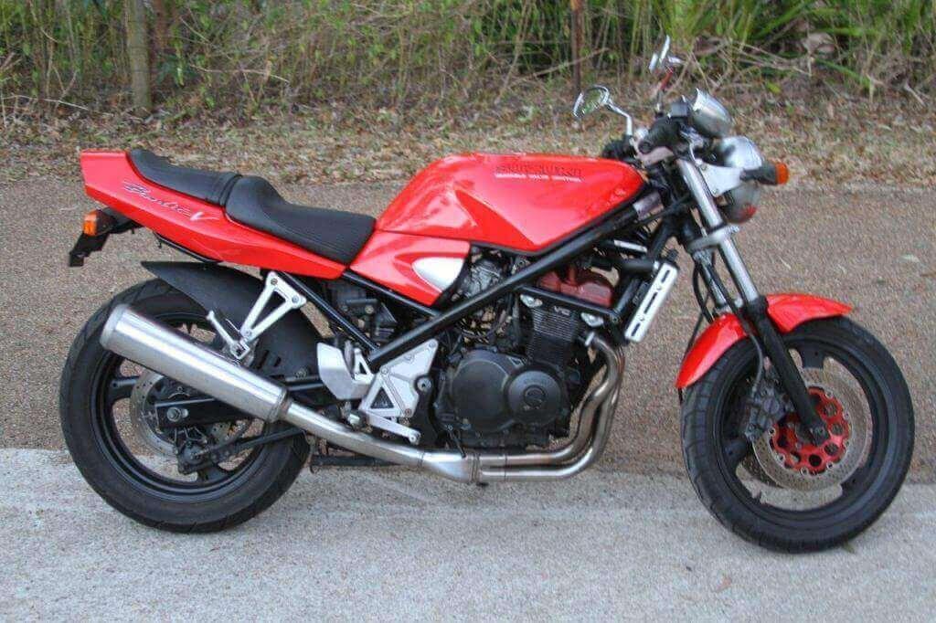 Мотоцикл бандит 400